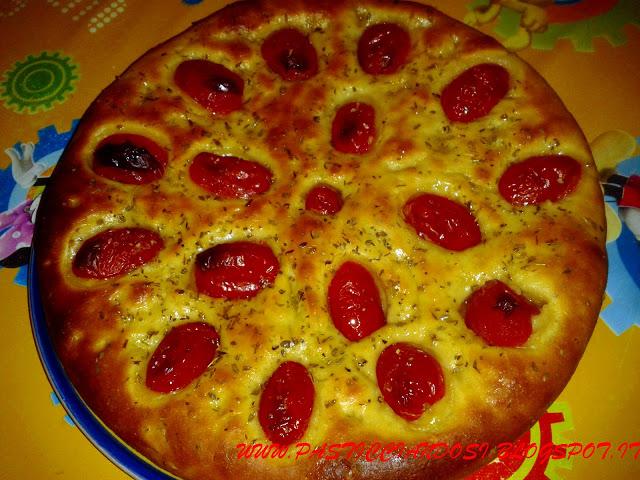 Pizza con farina di semola di grano duro velocissima 4 4 5 for Pizza con planetaria