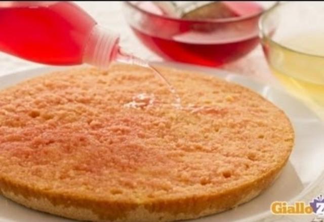 Bagna alcolica per torte