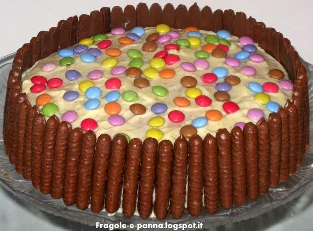 Ricette Della Torta Smarties E Togo