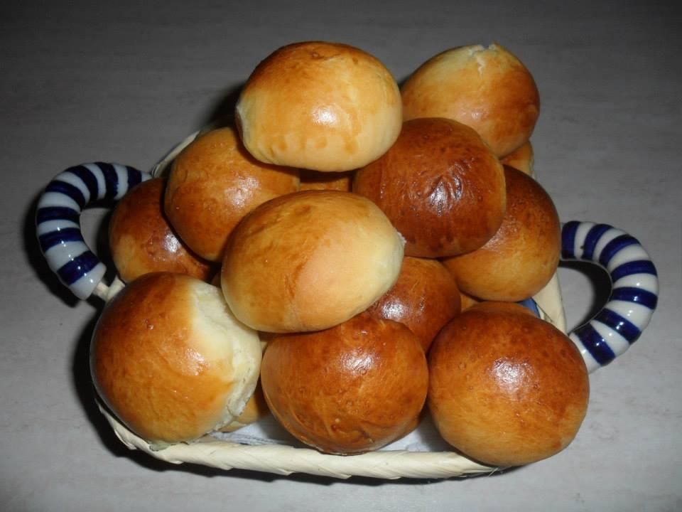 Ricette originali dei panini al latte for Ricette originali