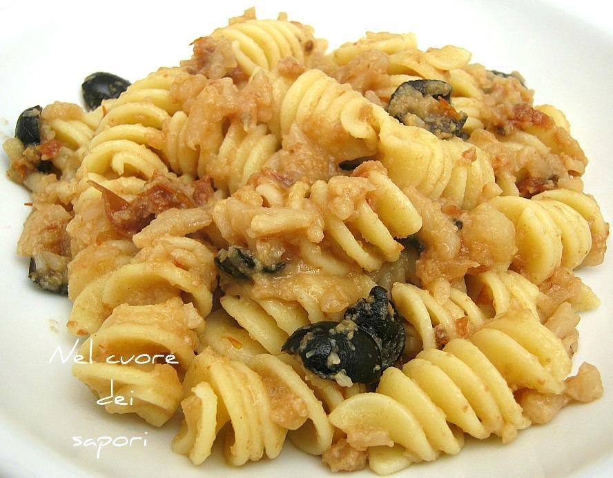 Ricette di pasta e cavolfiore