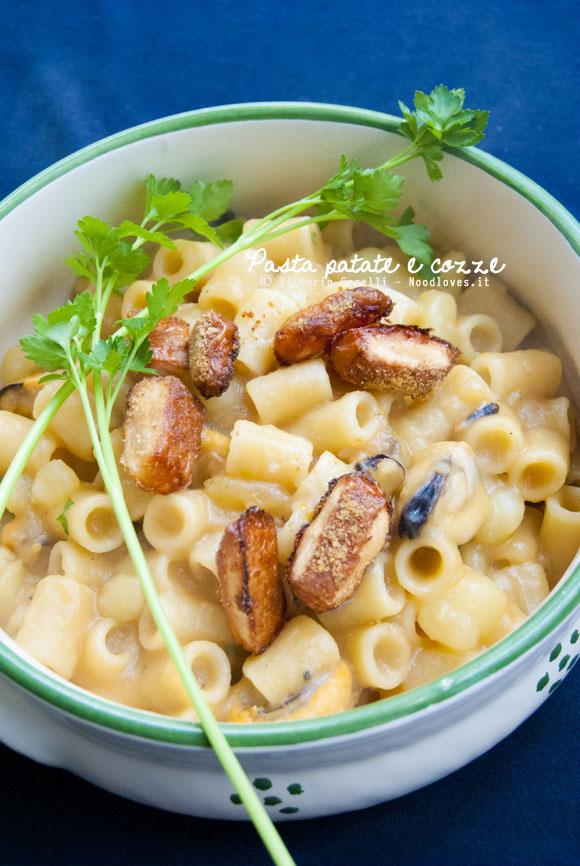 Ricette di primi piatti di pesce for Ricette primi piatti pasta