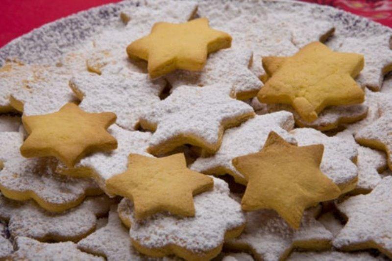 Ricetta Biscotti Di Natale.Pastine Di Frumentone