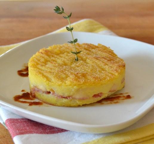 tortino di patate alla ror