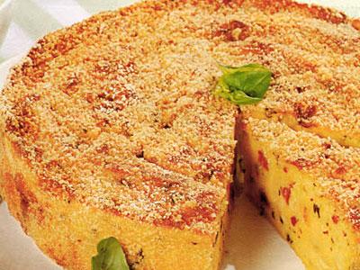 Ricetta Della Pizza Di Patate.Pizza Di Patate Barese 2 9 5