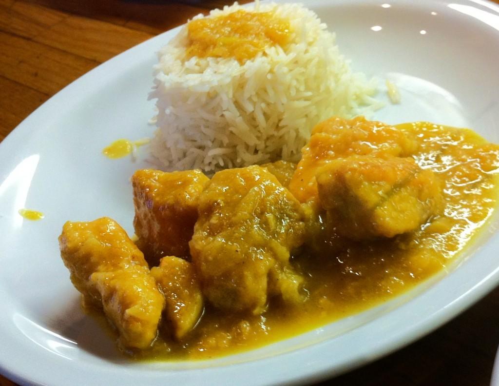 Ricette del riso basmati con carne