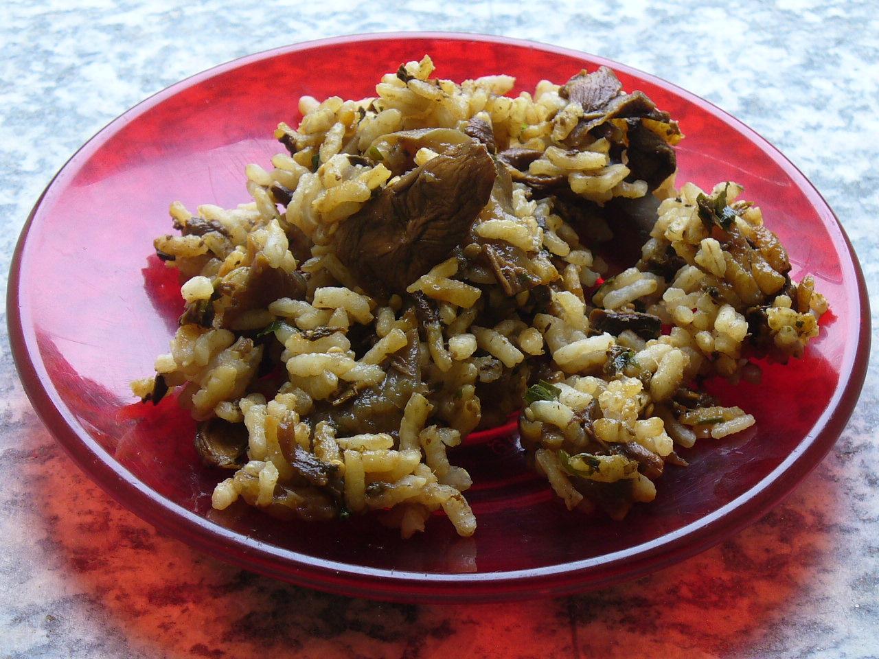 Ricette di riso alle melanzane for Ricette di riso
