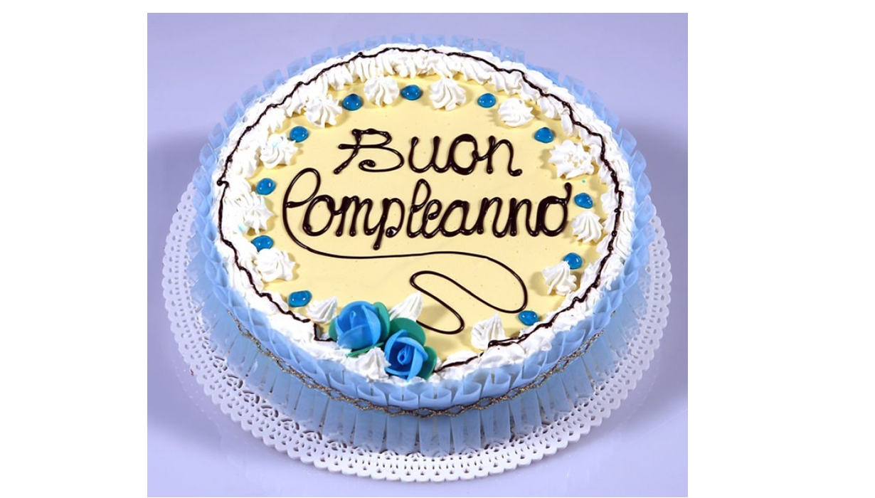 Torta di compleanno ricetta tradizionale di mamma 4 1 5 - Colorazione pagina della torta di compleanno ...