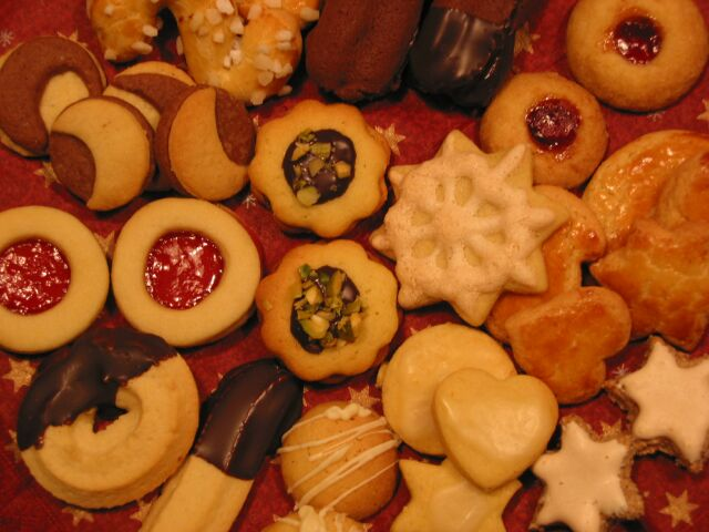 Dolci Tipici Tedeschi Natalizi.Biscotti Austriaci Natalizi 3 3 5