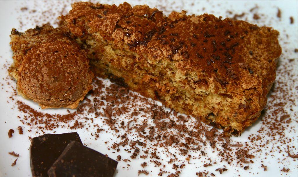 Torta Agli Amaretti E Cioccolato 355