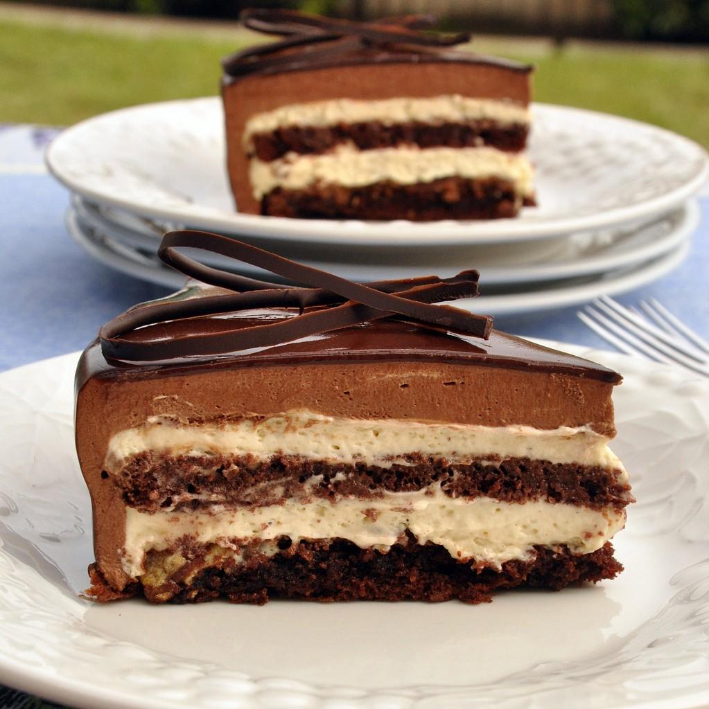 3 Layer Nutella Cake: Ricetta Della Glassa A Specchio Al Cioccolato