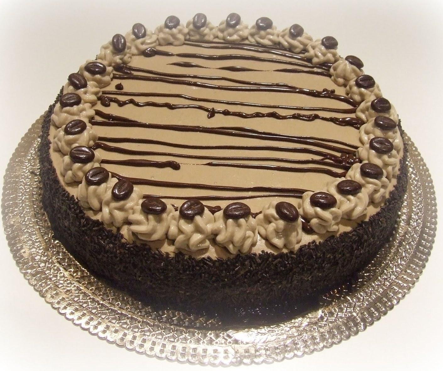 Idee Per Decorare Una Torta torta con crema pasticcera al caffè - (3.3/5)