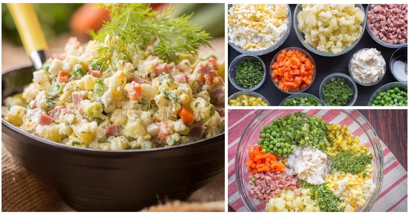 Insalata russa ricetta di natale 3 2 5 - 1000 modi per cucinare le uova ...