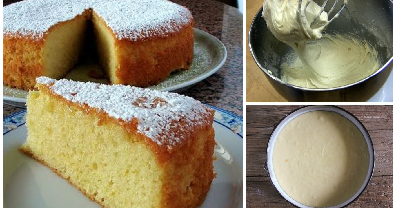Ricetta torta yogurt vasetti senza uova