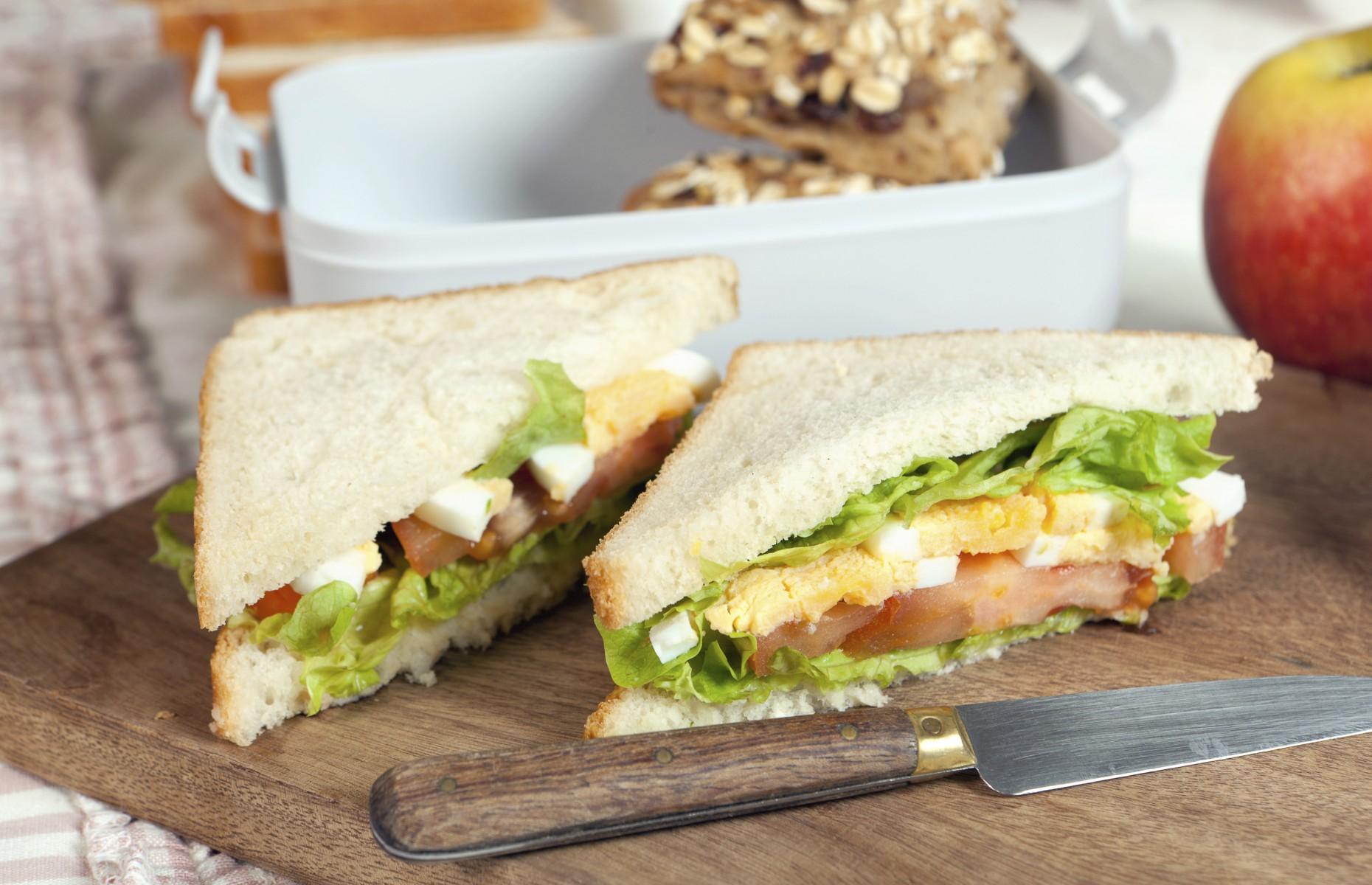 Lunch box: 10 ricette per il pranzo in ufficio pronte in ...