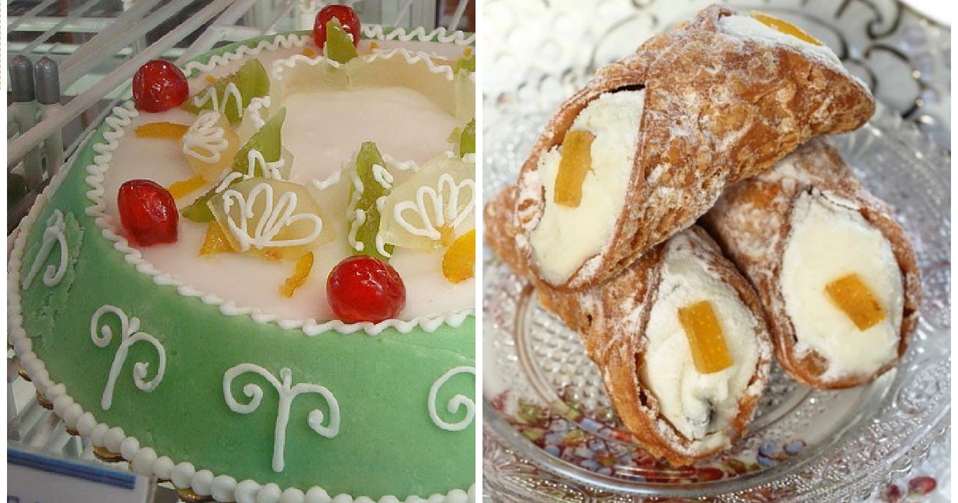 Ricette di dolci siciliani for Ricette dolci siciliani