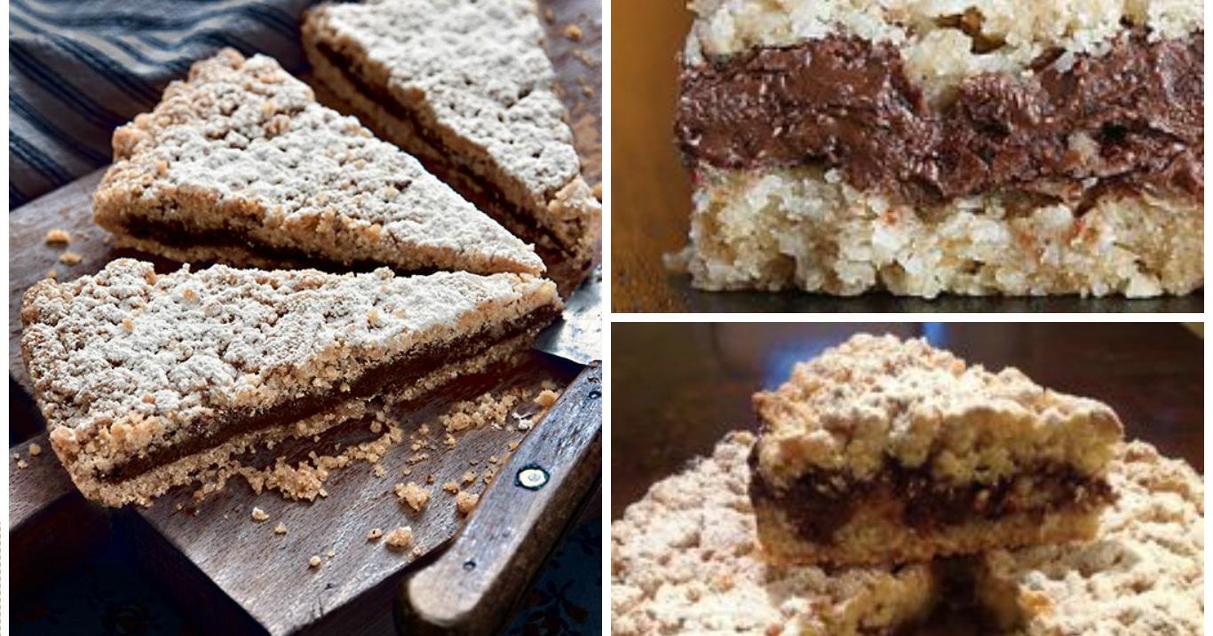 Ricette originali della torta sbriciolata for Ricette originali