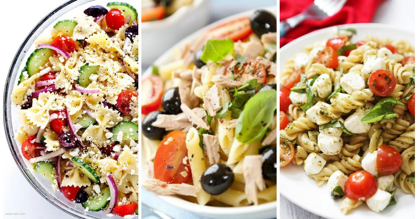 Ricette originali dell 39 insalata di pasta for Ricette originali