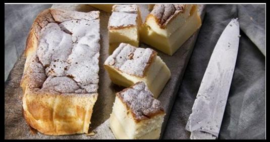 Ricette originali della torta magica for Ricette originali