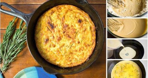 Ricette originali della farinata for Ricette originali